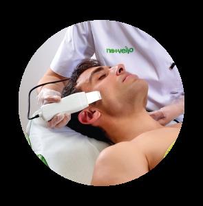 Čiščenje kože za moške