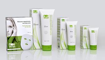 Linija za regeneracijo kože