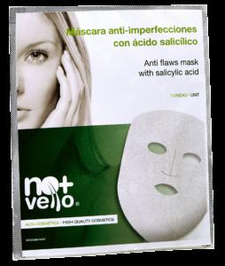 Maska za problematično kožo