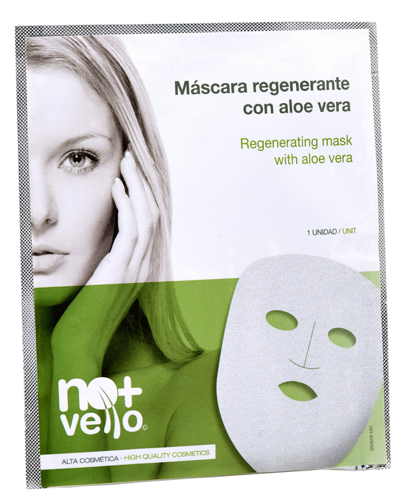 Maska za obnovo kože