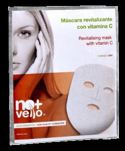 Revitalizirajoča maska