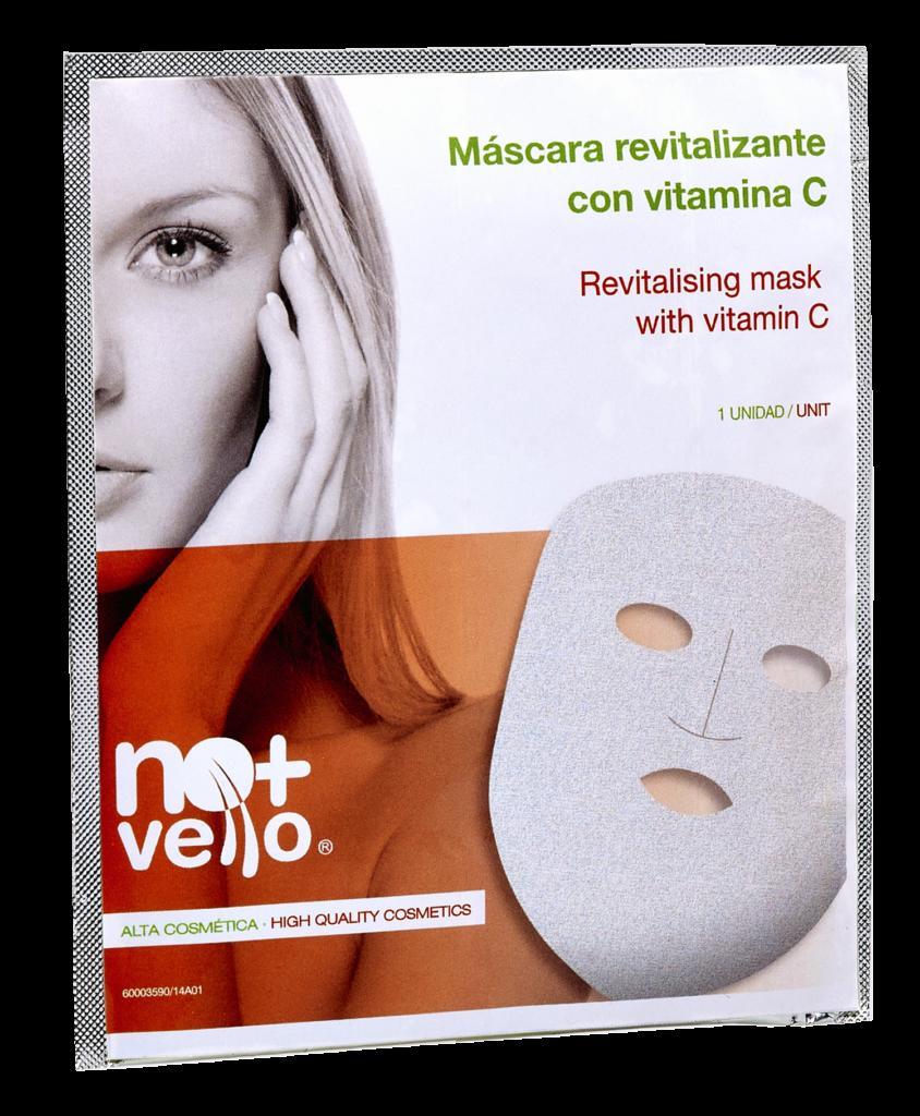 maska za pigmentirano kožo