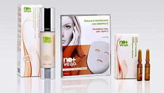 Linija za revitalizacijo kože